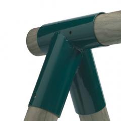 Gungfäste runt 100/100 mm