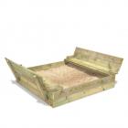 Sandlåda Flippey 150x165x30 cm