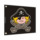 Wickey flagga / segel 105x96 cm